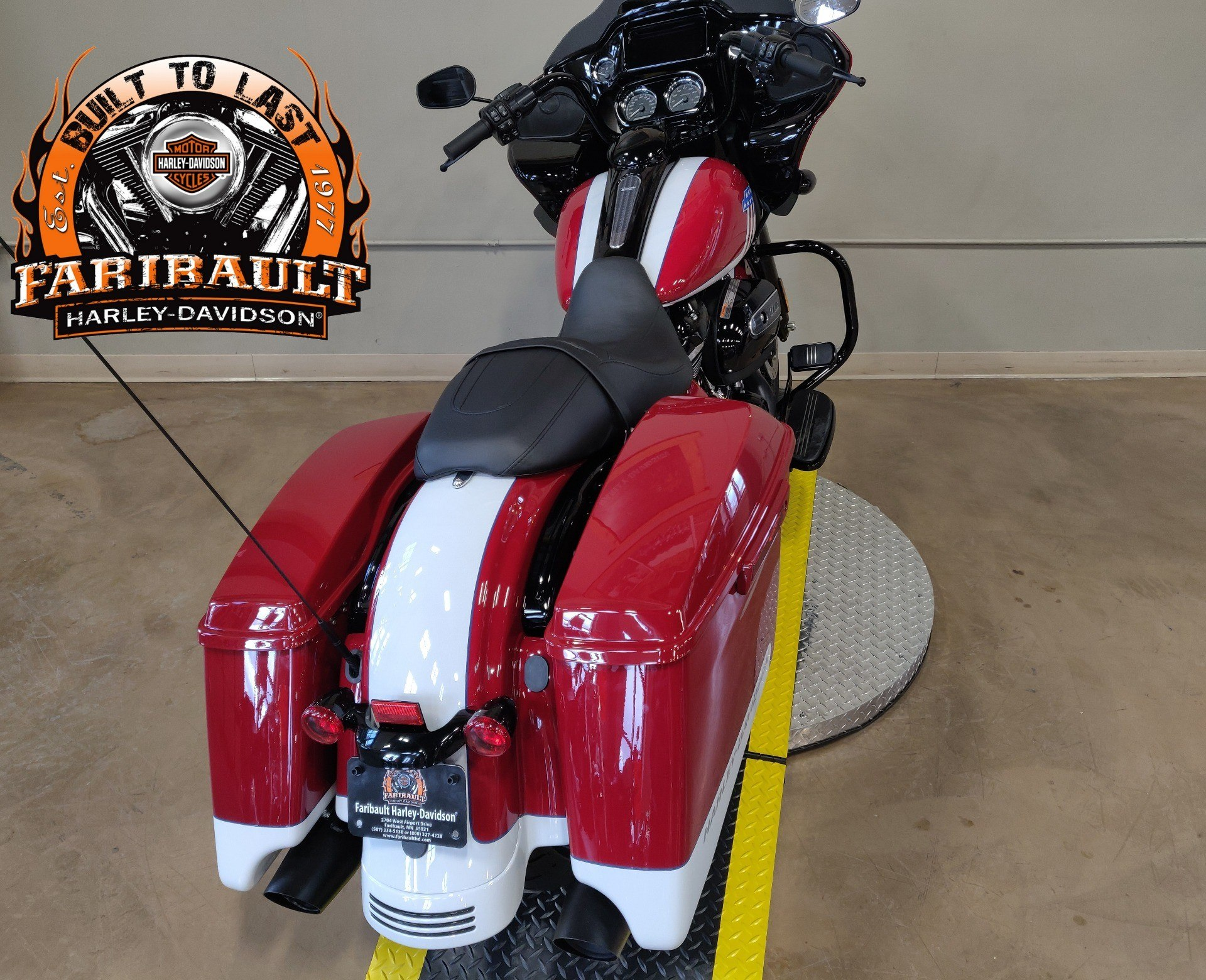 2020 Harley-Davidson Road Glide® Special in Faribault, Minnesota - Photo 4