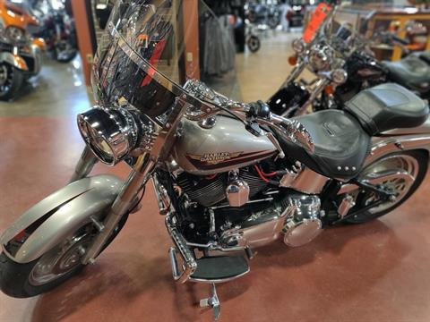 2009 Harley-Davidson Softail® Fat Boy® in Faribault, Minnesota - Photo 2