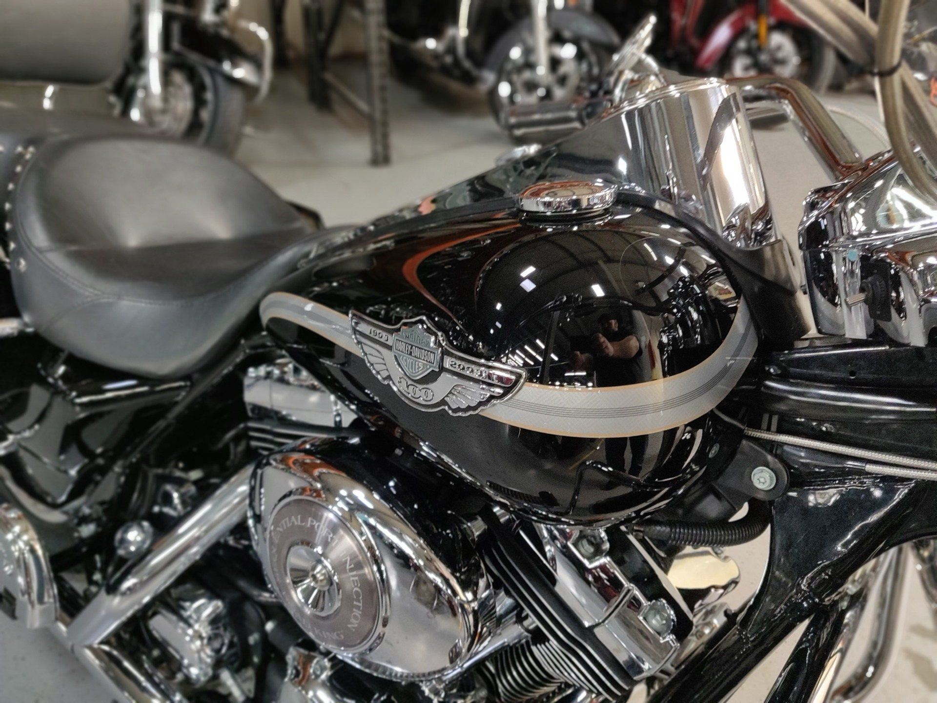 2003 Harley-Davidson FLHR/FLHRI Road King® in Faribault, Minnesota - Photo 6