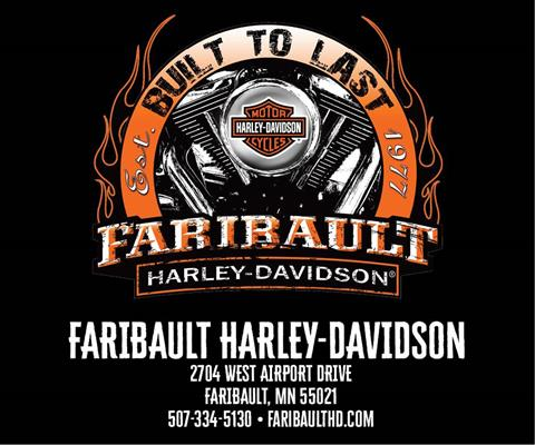 2003 Harley-Davidson FLHR/FLHRI Road King® in Faribault, Minnesota - Photo 11