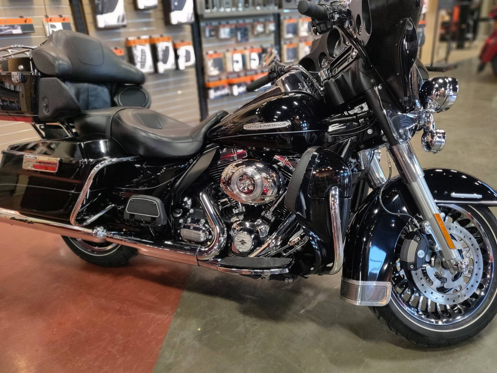 2013 Harley-Davidson Electra Glide® Ultra Limited in Faribault, Minnesota - Photo 1