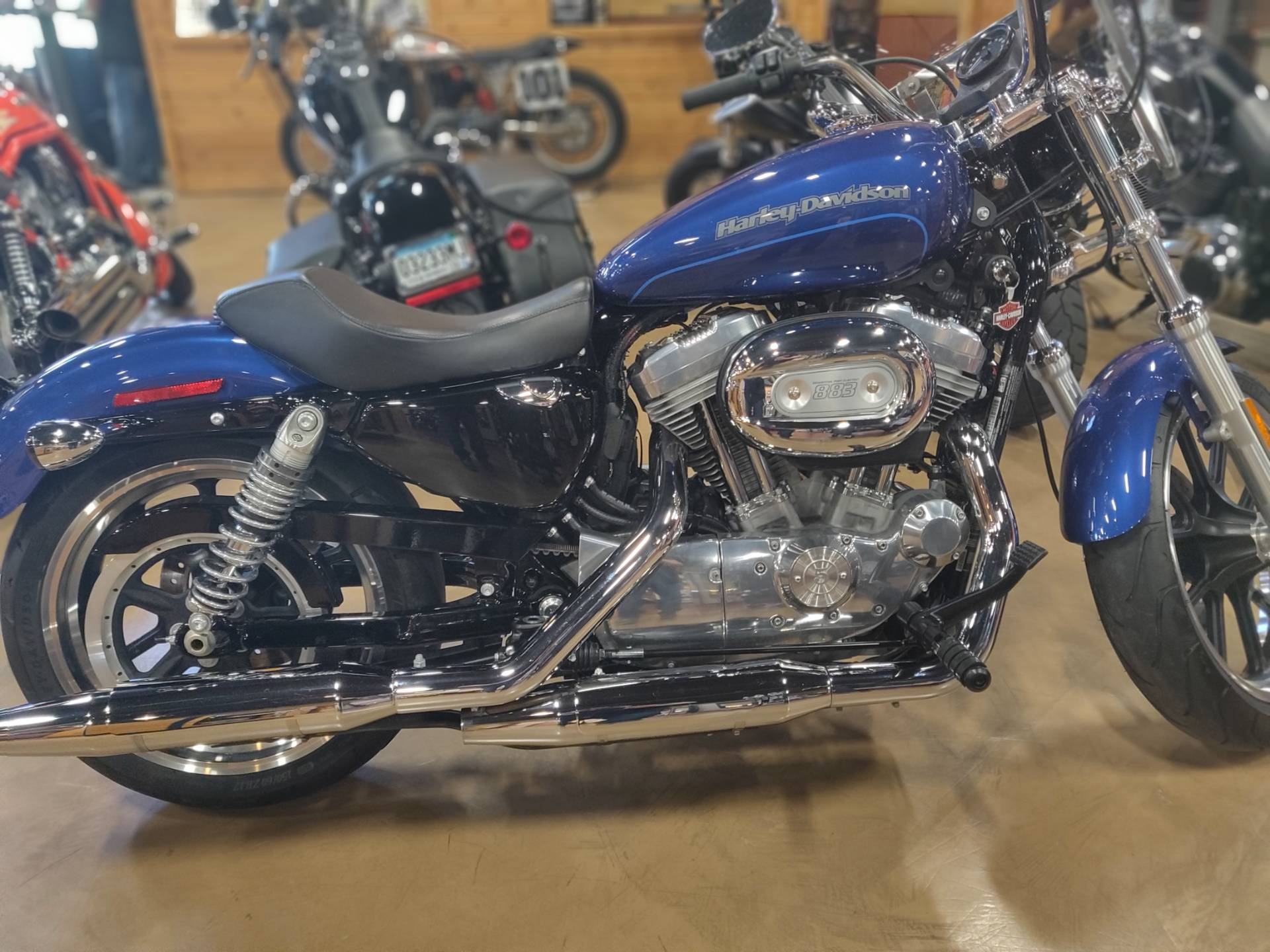 2017 Harley-Davidson Superlow® in Faribault, Minnesota - Photo 1