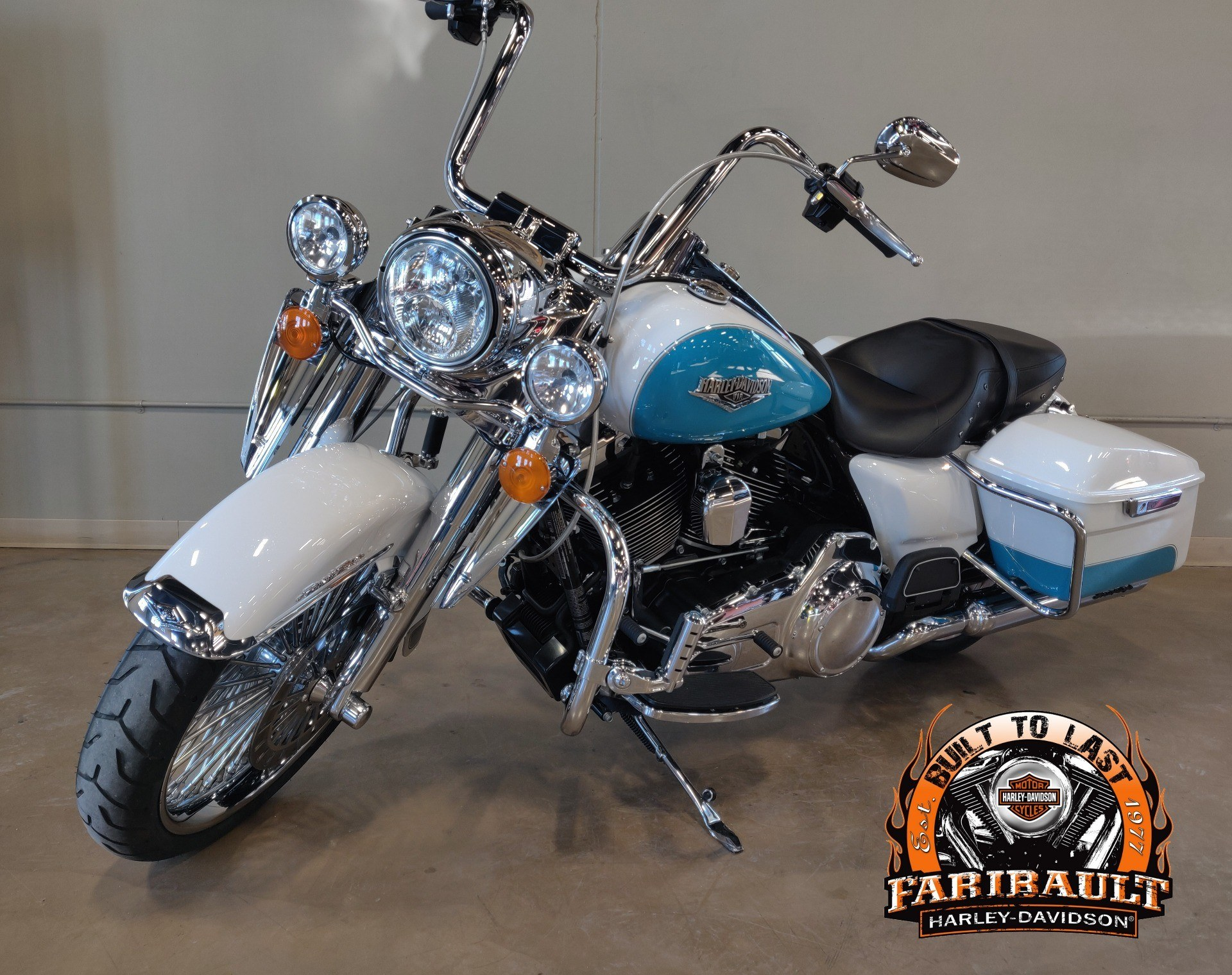 2016 Harley-Davidson Road King® in Faribault, Minnesota - Photo 5