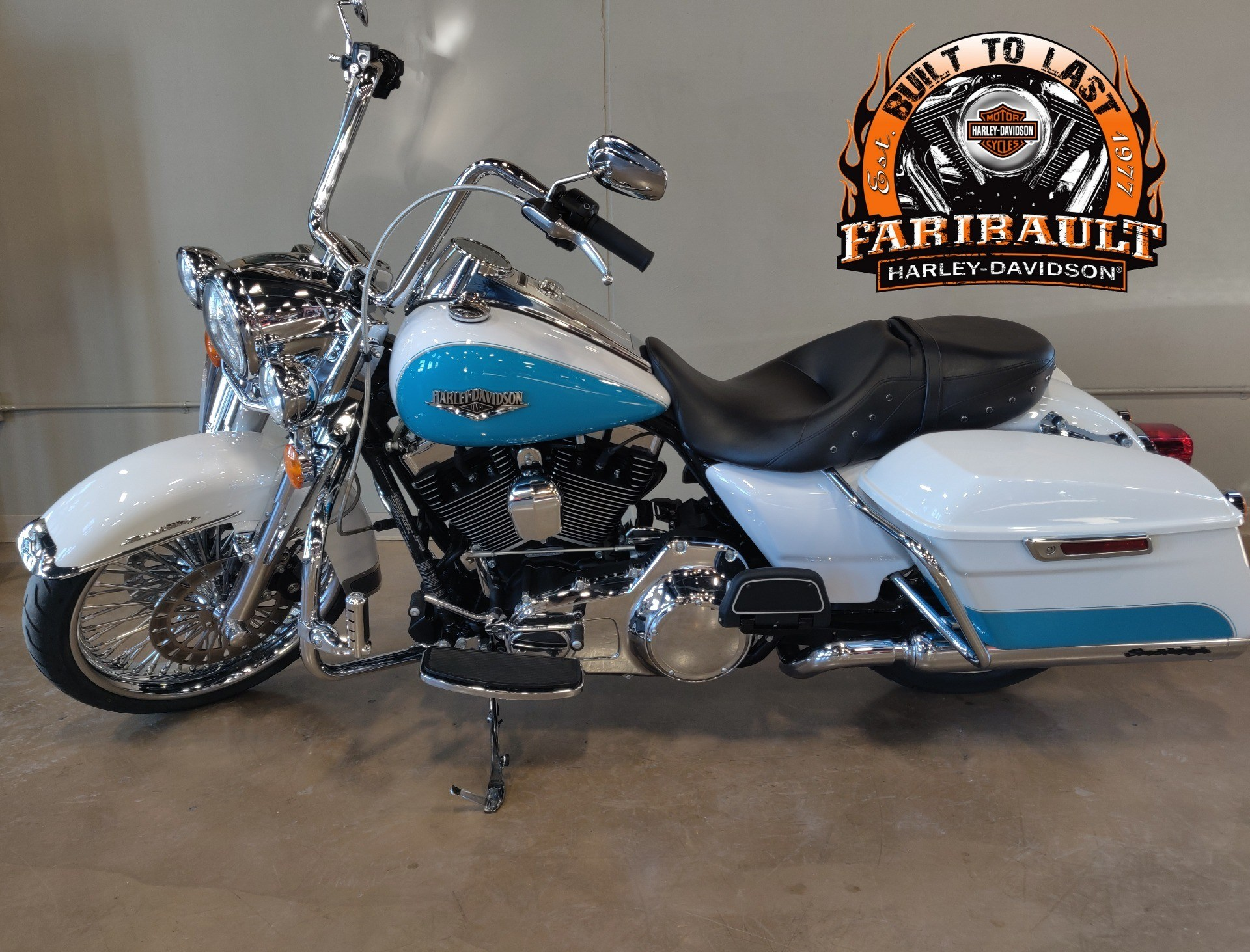 2016 Harley-Davidson Road King® in Faribault, Minnesota - Photo 6