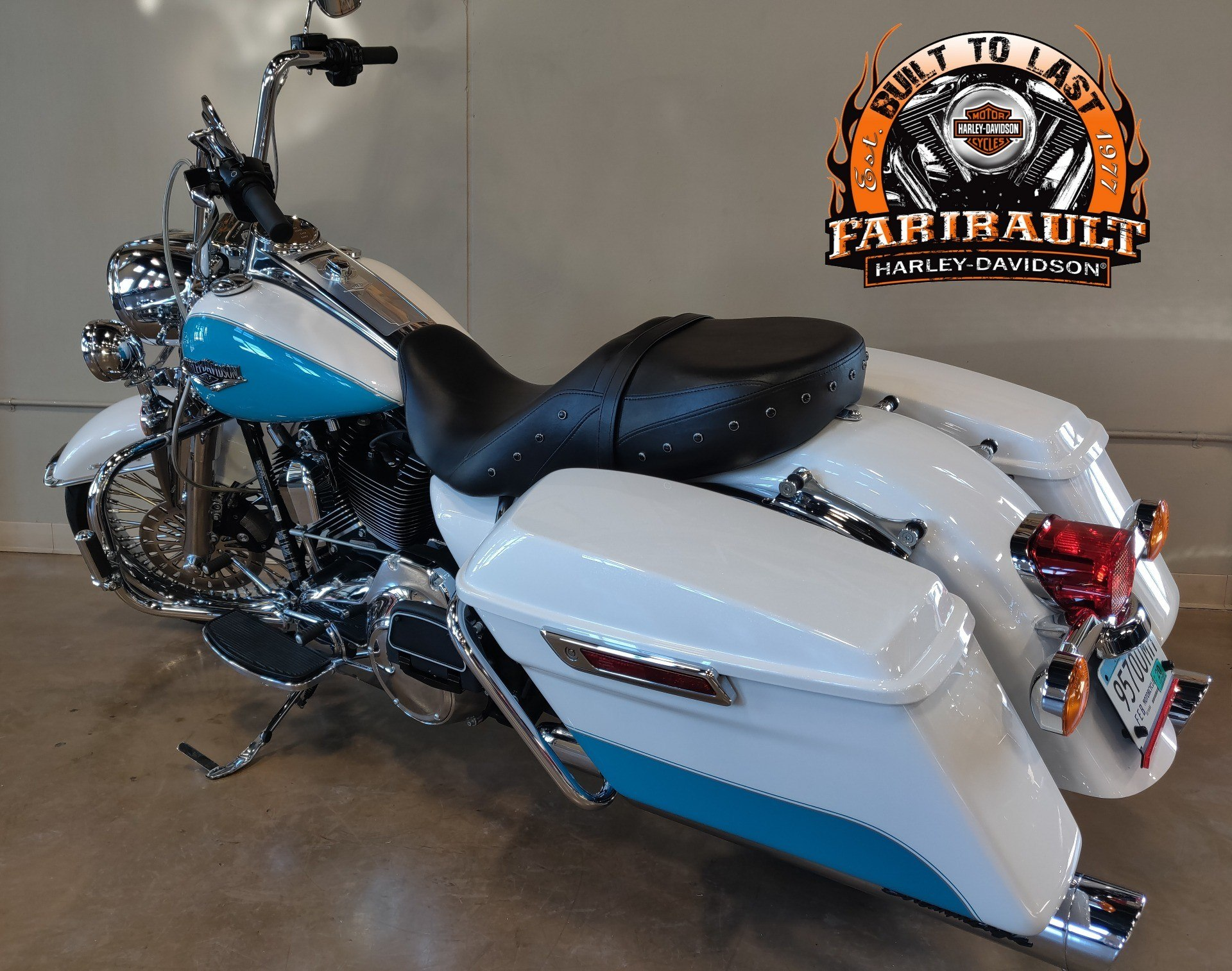 2016 Harley-Davidson Road King® in Faribault, Minnesota - Photo 7
