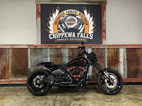2019 Harley-Davidson FXDR™ 114 in Chippewa Falls, Wisconsin - Photo 2