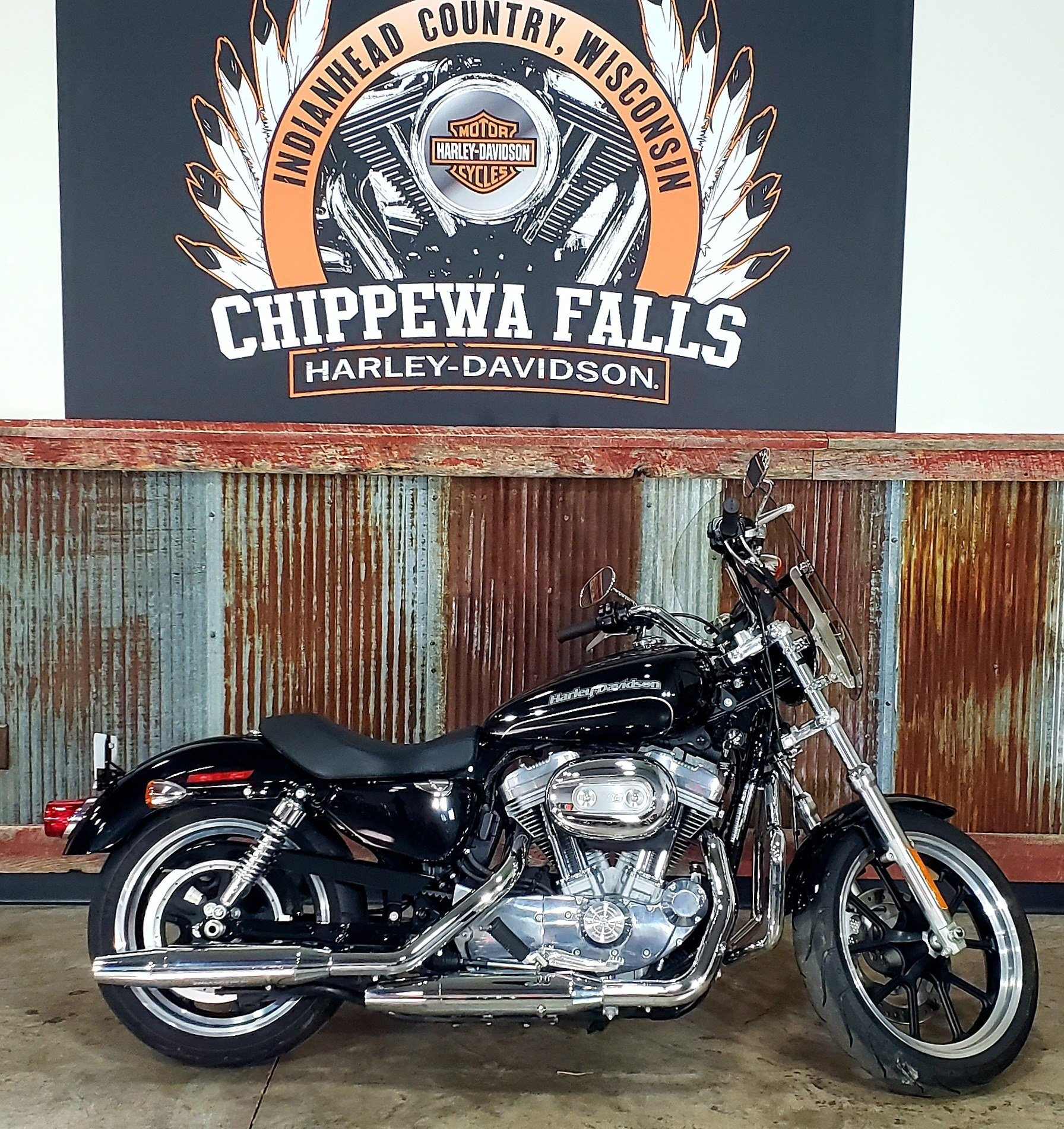 2015 Harley-Davidson SuperLow® in Chippewa Falls, Wisconsin - Photo 1