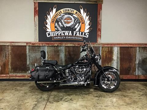 2014 Harley-Davidson Heritage Softail® Classic in Chippewa Falls, Wisconsin - Photo 2