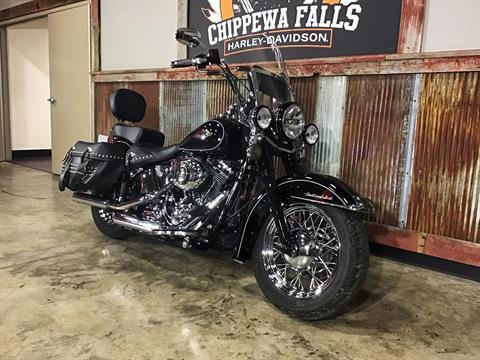 2014 Harley-Davidson Heritage Softail® Classic in Chippewa Falls, Wisconsin - Photo 3