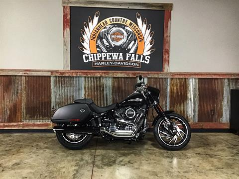 2020 Harley-Davidson Sport Glide® in Chippewa Falls, Wisconsin - Photo 2