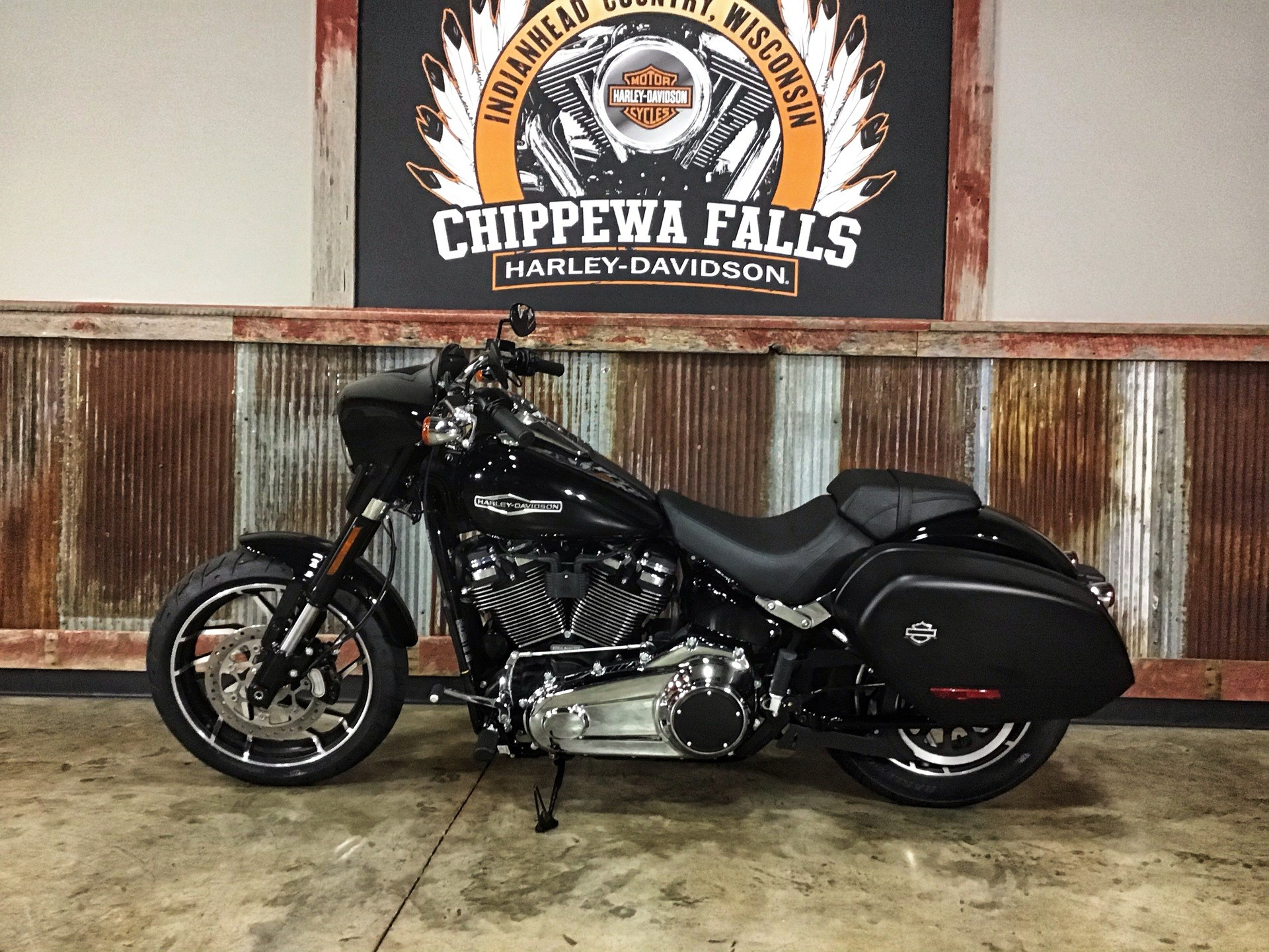 2020 Harley-Davidson Sport Glide® in Chippewa Falls, Wisconsin - Photo 10