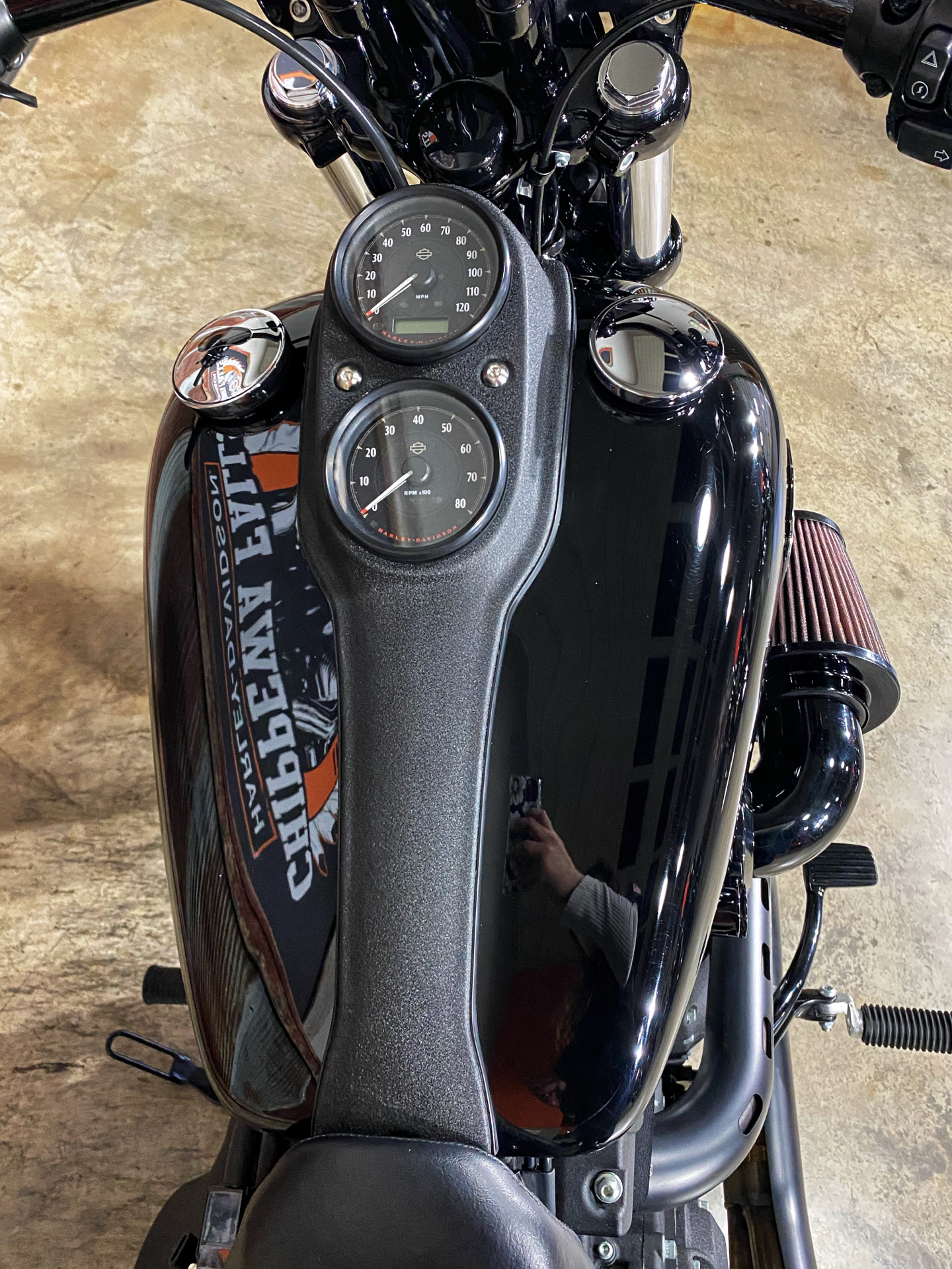2016 Harley-Davidson Low Rider® S in Chippewa Falls, Wisconsin - Photo 14