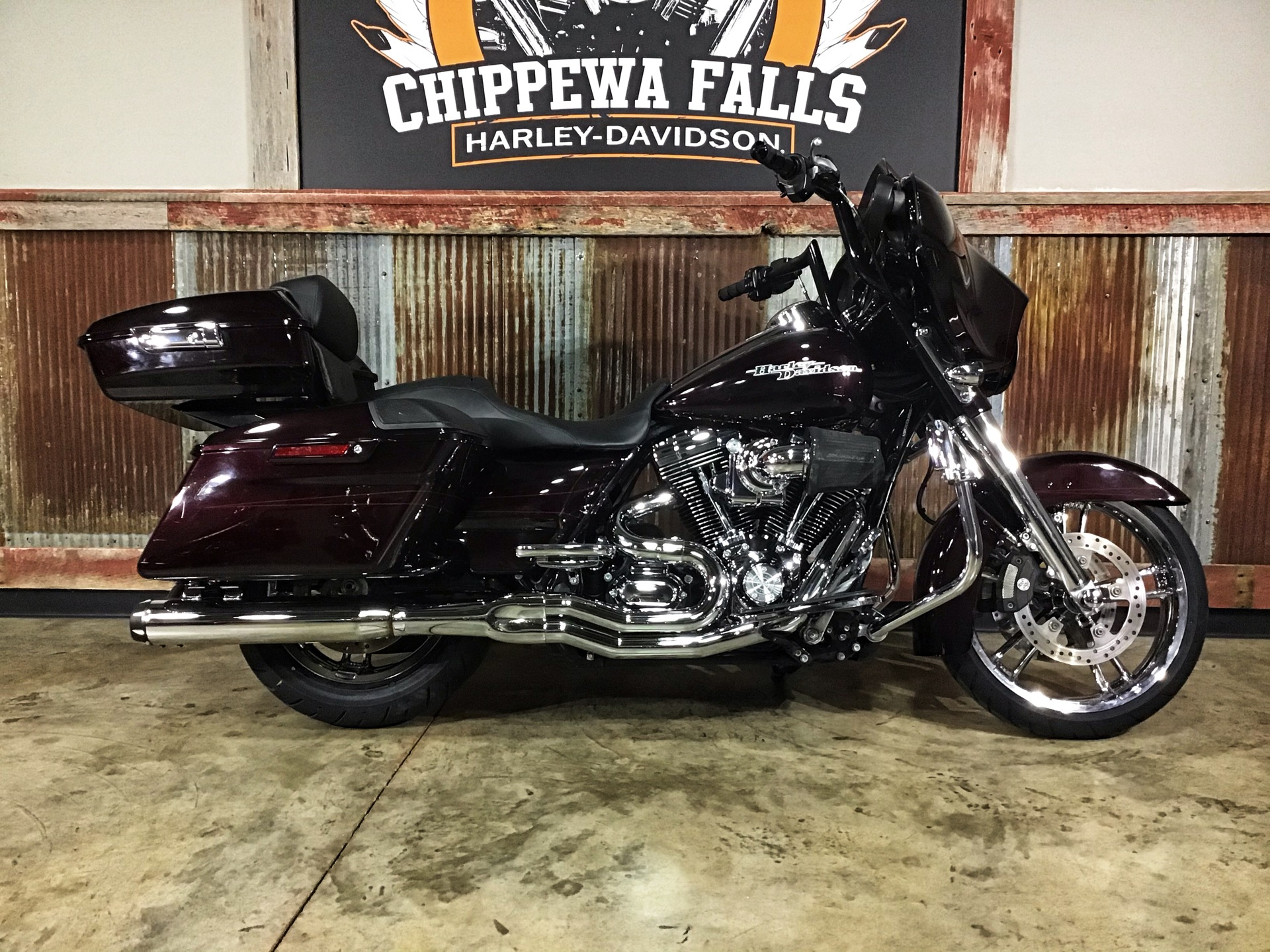2014 Harley-Davidson Street Glide® Special in Chippewa Falls, Wisconsin - Photo 5