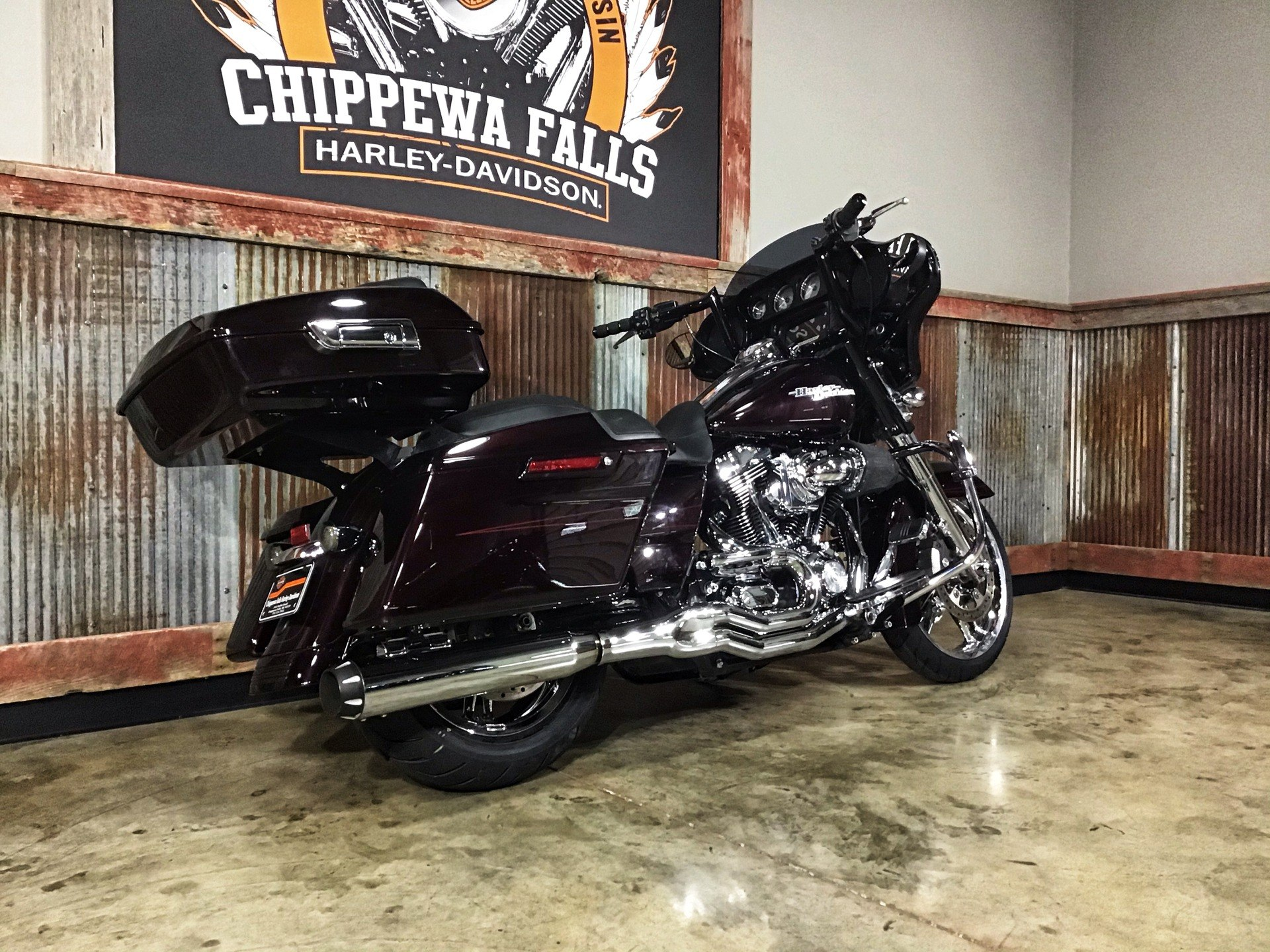2014 Harley-Davidson Street Glide® Special in Chippewa Falls, Wisconsin - Photo 7