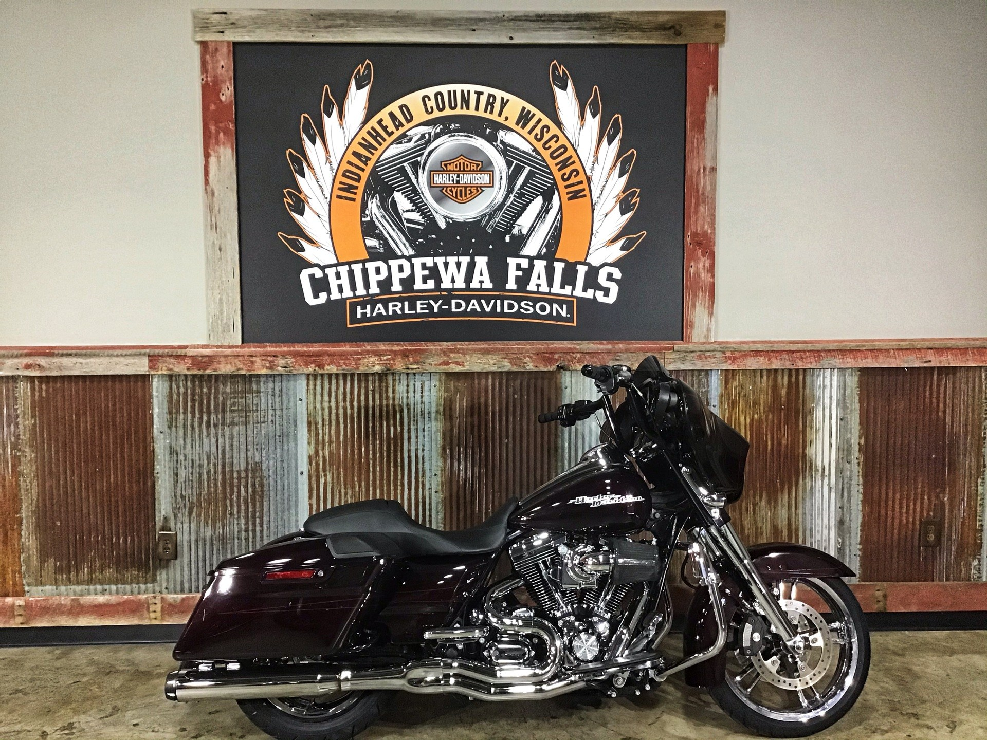2014 Harley-Davidson Street Glide® Special in Chippewa Falls, Wisconsin - Photo 12