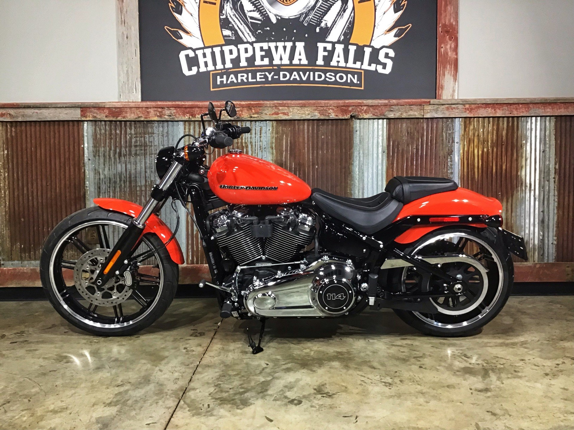 2020 Harley-Davidson Breakout® 114 in Chippewa Falls, Wisconsin - Photo 6
