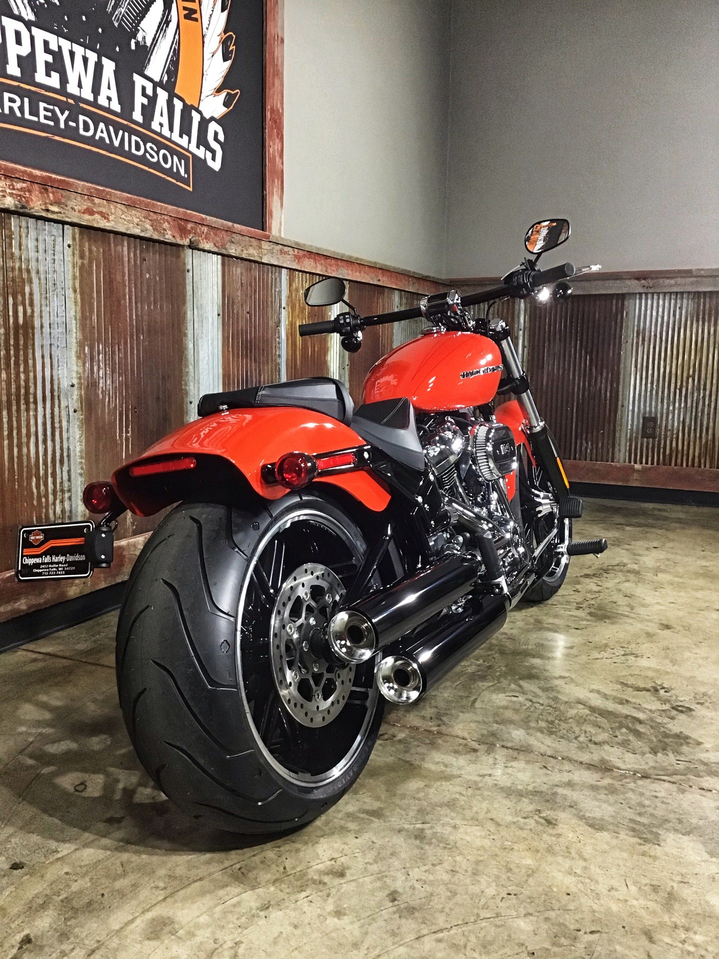 2020 Harley-Davidson Breakout® 114 in Chippewa Falls, Wisconsin - Photo 12