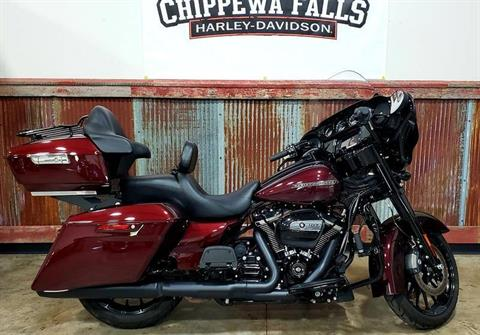 2018 Harley-Davidson Street Glide® Special in Chippewa Falls, Wisconsin - Photo 1
