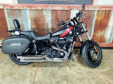 2016 Harley-Davidson Fat Bob® in Chippewa Falls, Wisconsin - Photo 1
