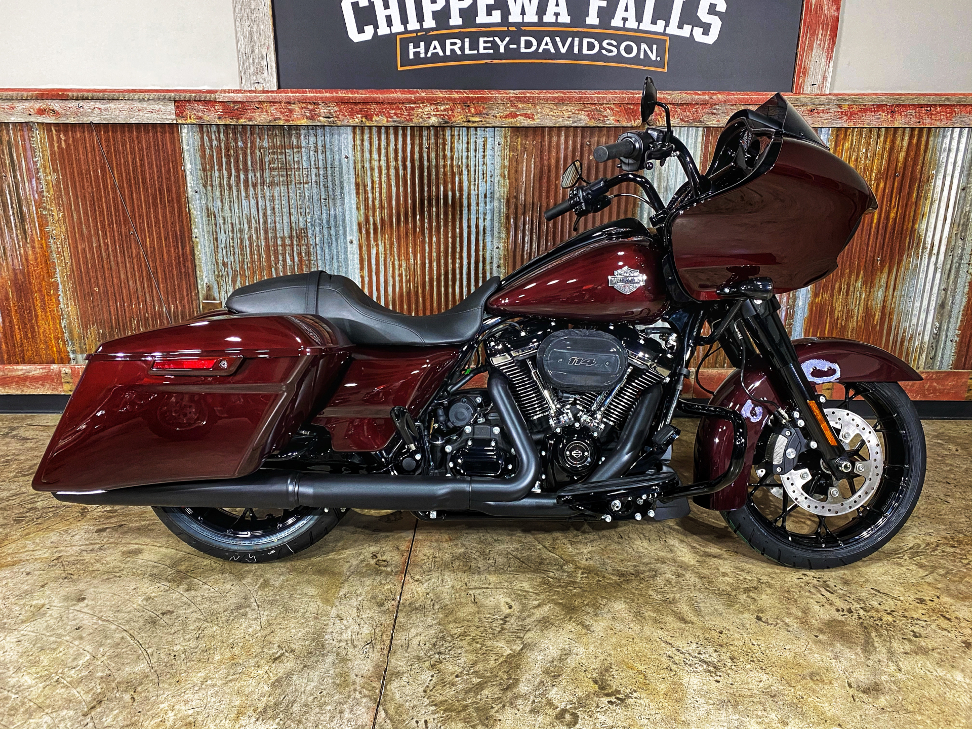 2021 Harley-Davidson Road Glide® Special in Chippewa Falls, Wisconsin - Photo 1