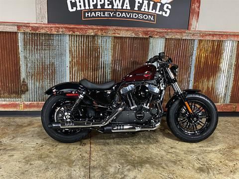 2021 Harley-Davidson Forty-Eight® in Chippewa Falls, Wisconsin - Photo 1