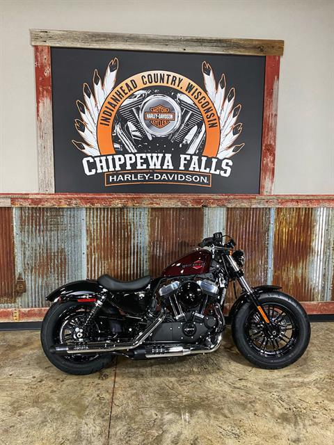 2021 Harley-Davidson Forty-Eight® in Chippewa Falls, Wisconsin - Photo 2