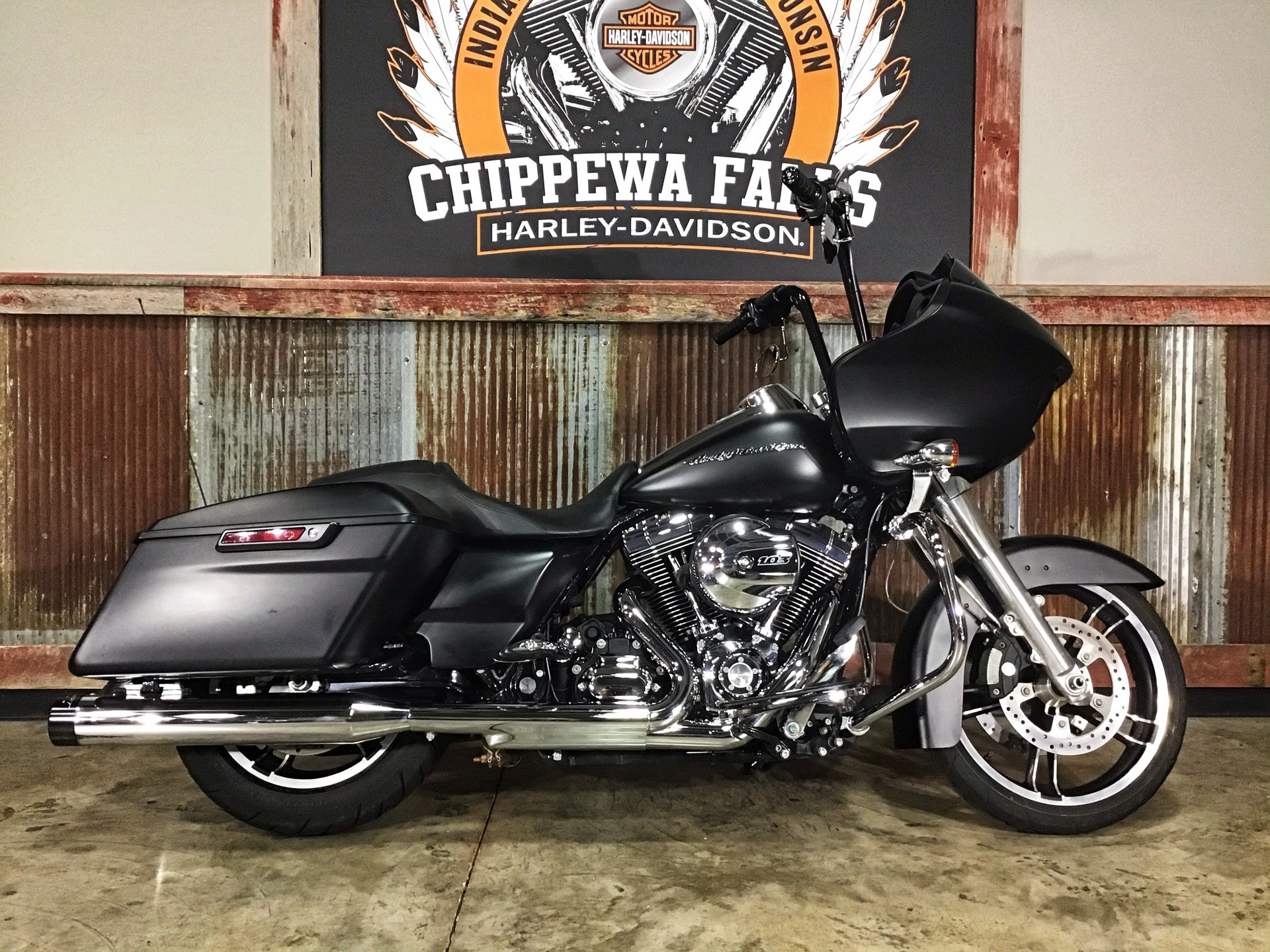 2016 Harley-Davidson Road Glide® in Chippewa Falls, Wisconsin - Photo 1