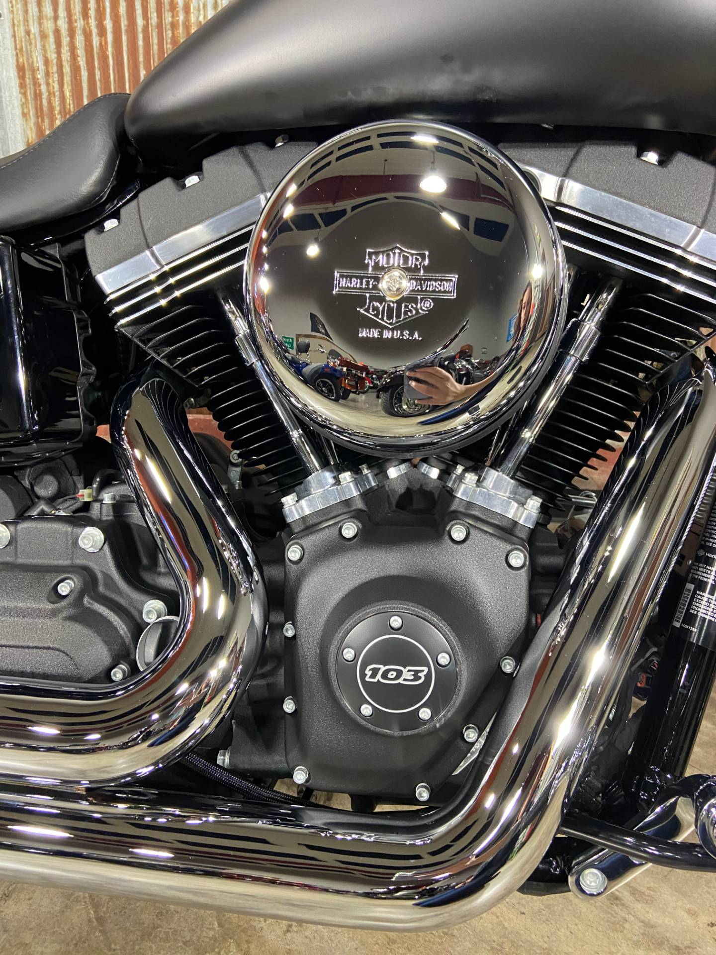 2017 Harley-Davidson Street Bob® in Chippewa Falls, Wisconsin - Photo 19