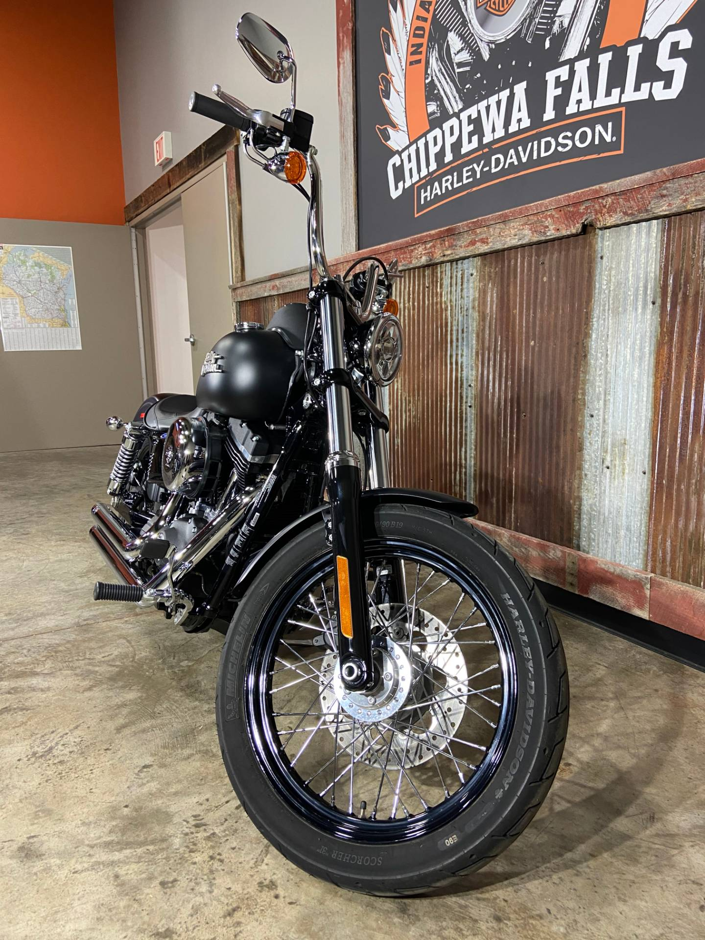 2017 Harley-Davidson Street Bob® in Chippewa Falls, Wisconsin - Photo 3