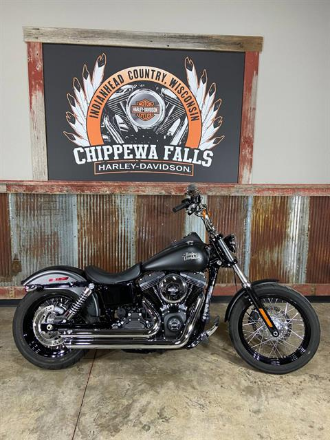 2017 Harley-Davidson Street Bob® in Chippewa Falls, Wisconsin - Photo 2