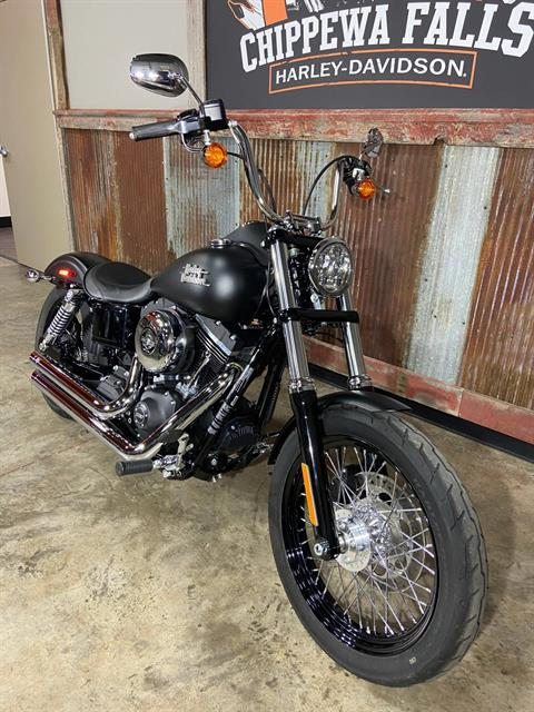 2017 Harley-Davidson Street Bob® in Chippewa Falls, Wisconsin - Photo 5
