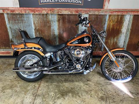 2008 Harley-Davidson FXSTC Softail® Custom in Chippewa Falls, Wisconsin - Photo 1