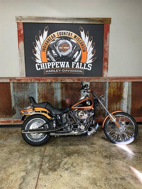 2008 Harley-Davidson FXSTC Softail® Custom in Chippewa Falls, Wisconsin - Photo 2