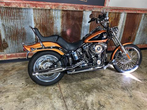 2008 Harley-Davidson FXSTC Softail® Custom in Chippewa Falls, Wisconsin - Photo 5