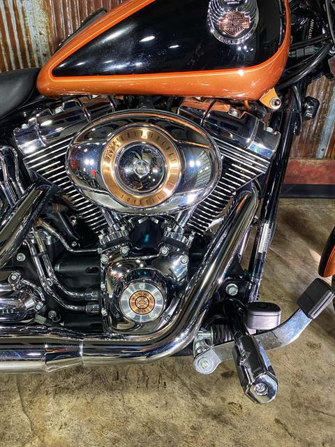 2008 Harley-Davidson FXSTC Softail® Custom in Chippewa Falls, Wisconsin - Photo 9