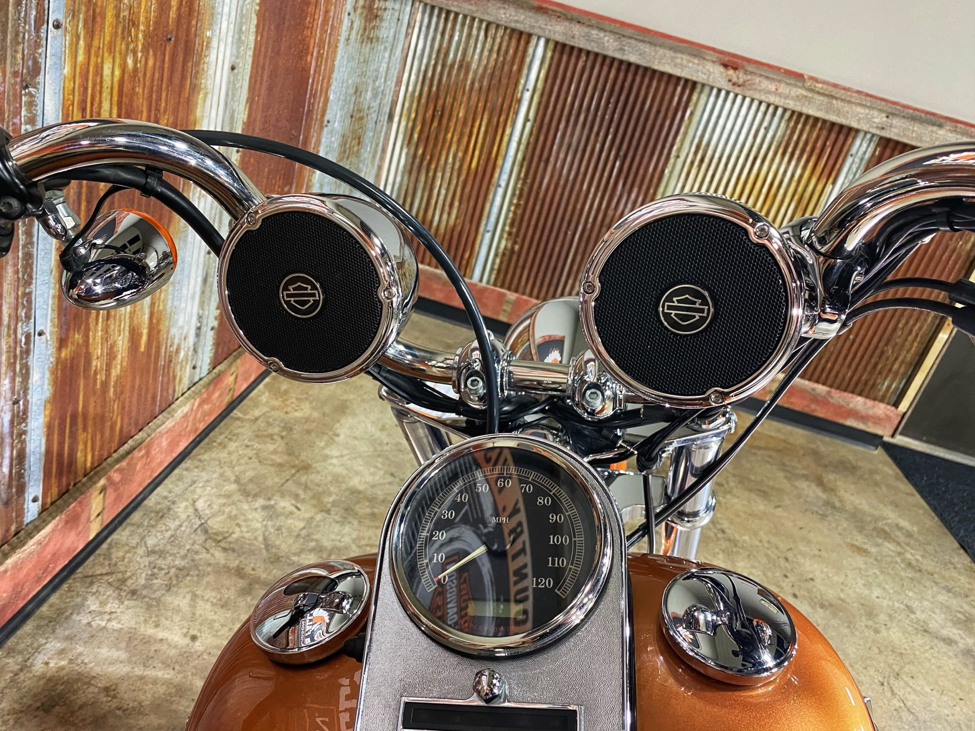 2008 Harley-Davidson FXSTC Softail® Custom in Chippewa Falls, Wisconsin - Photo 14