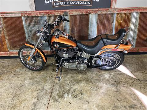 2008 Harley-Davidson FXSTC Softail® Custom in Chippewa Falls, Wisconsin - Photo 17
