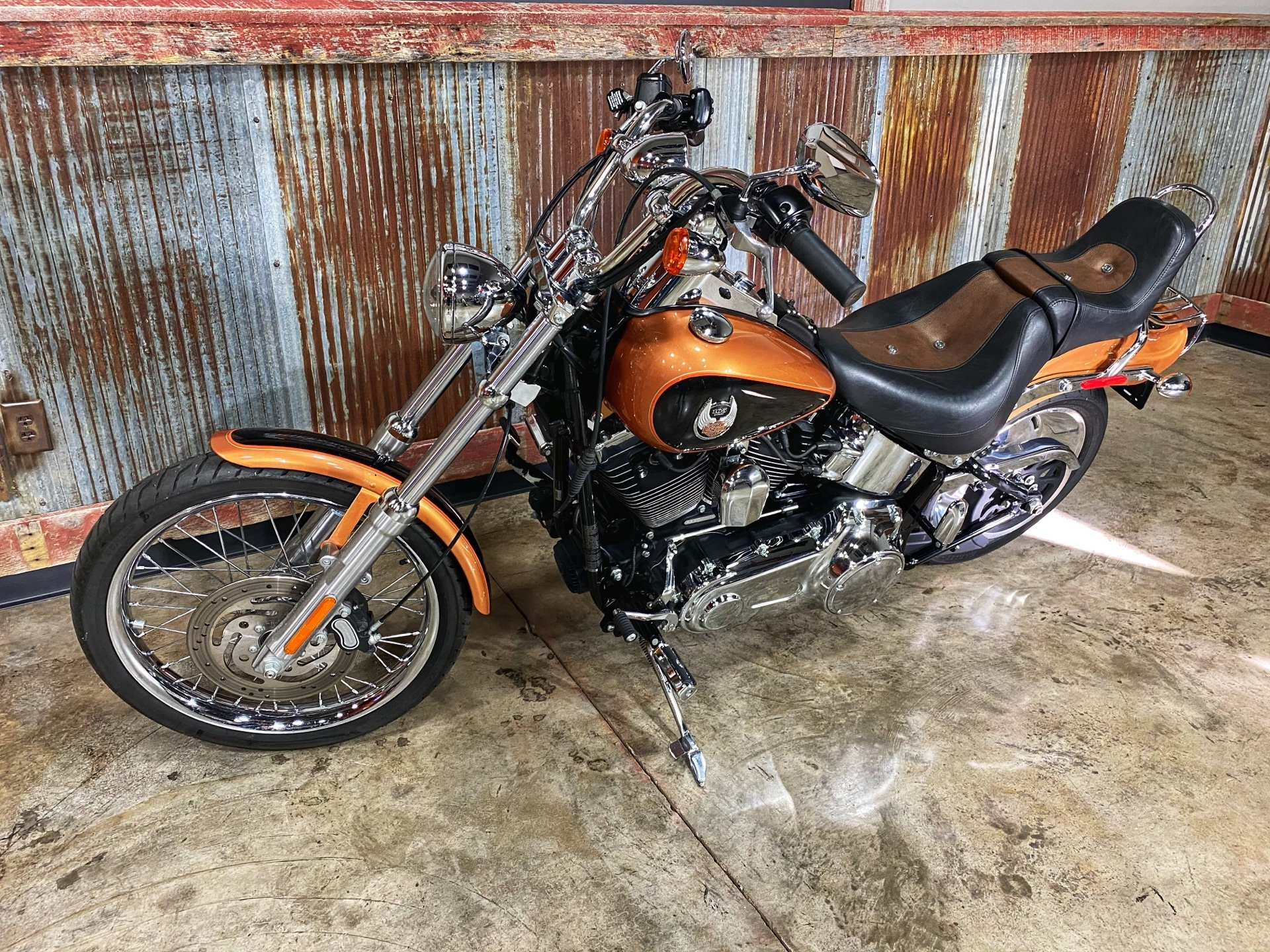 2008 Harley-Davidson FXSTC Softail® Custom in Chippewa Falls, Wisconsin - Photo 19