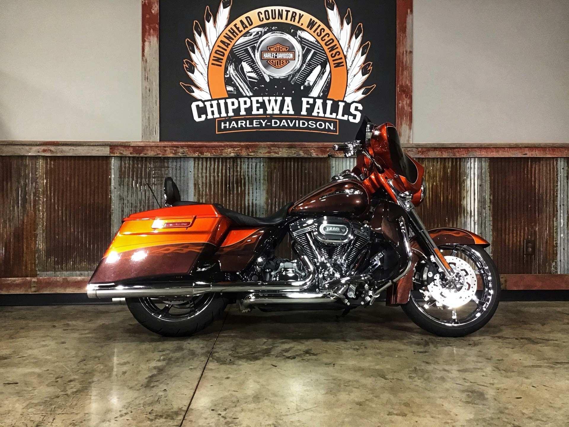 2012 Harley-Davidson CVO™ Street Glide® in Chippewa Falls, Wisconsin - Photo 1