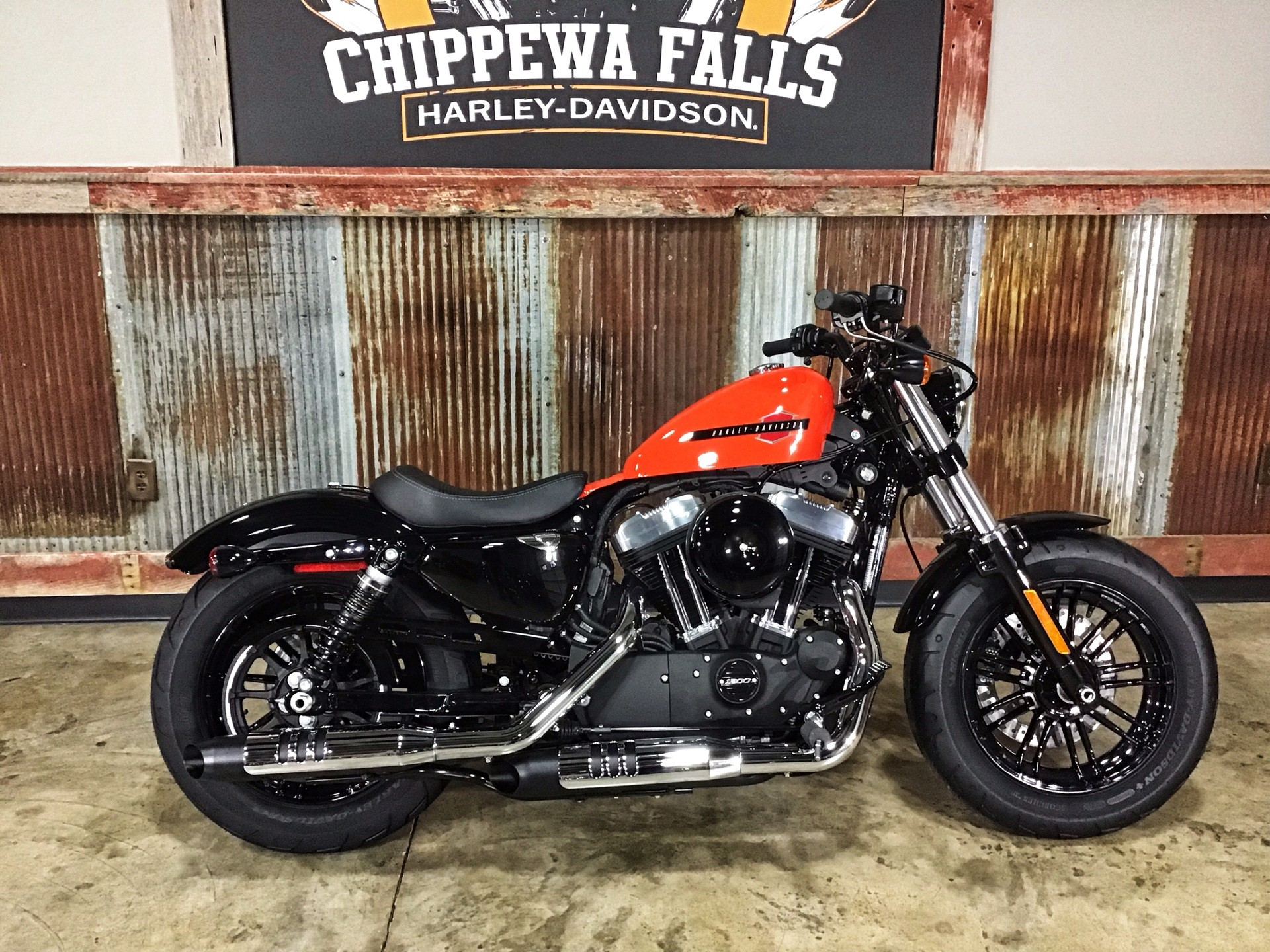 2020 Harley-Davidson Forty-Eight® in Chippewa Falls, Wisconsin - Photo 1