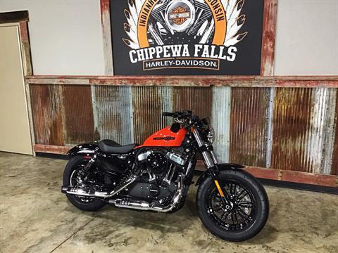 2020 Harley-Davidson Forty-Eight® in Chippewa Falls, Wisconsin - Photo 3