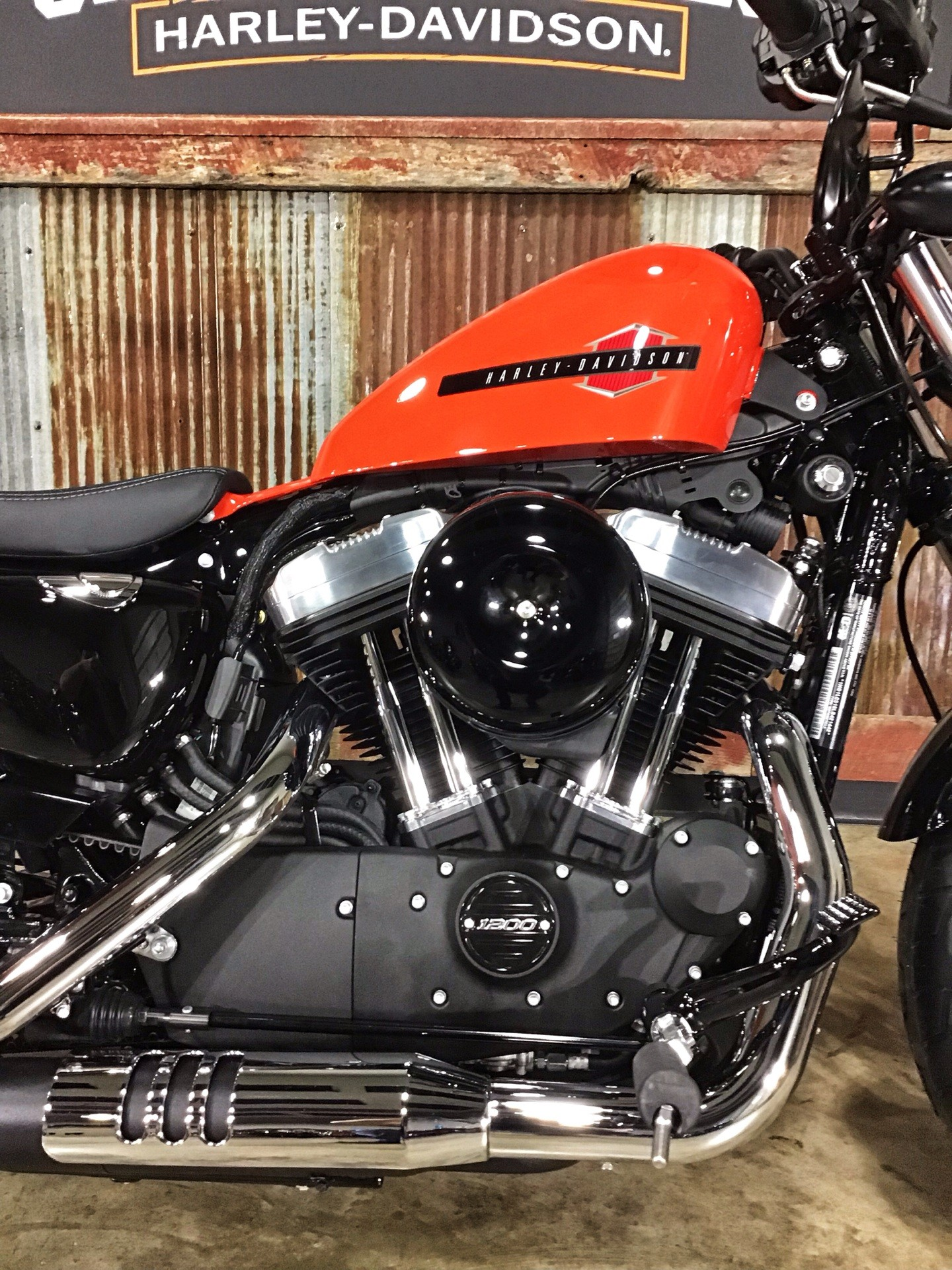 2020 Harley-Davidson Forty-Eight® in Chippewa Falls, Wisconsin - Photo 5