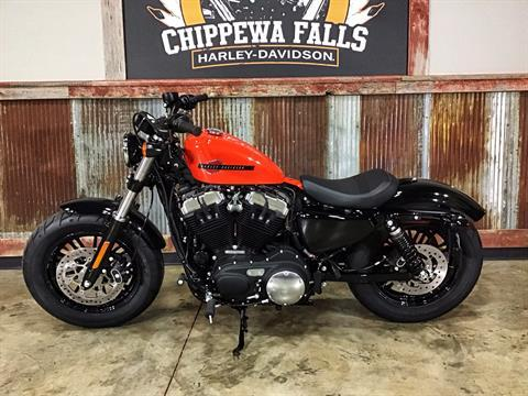 2020 Harley-Davidson Forty-Eight® in Chippewa Falls, Wisconsin - Photo 11