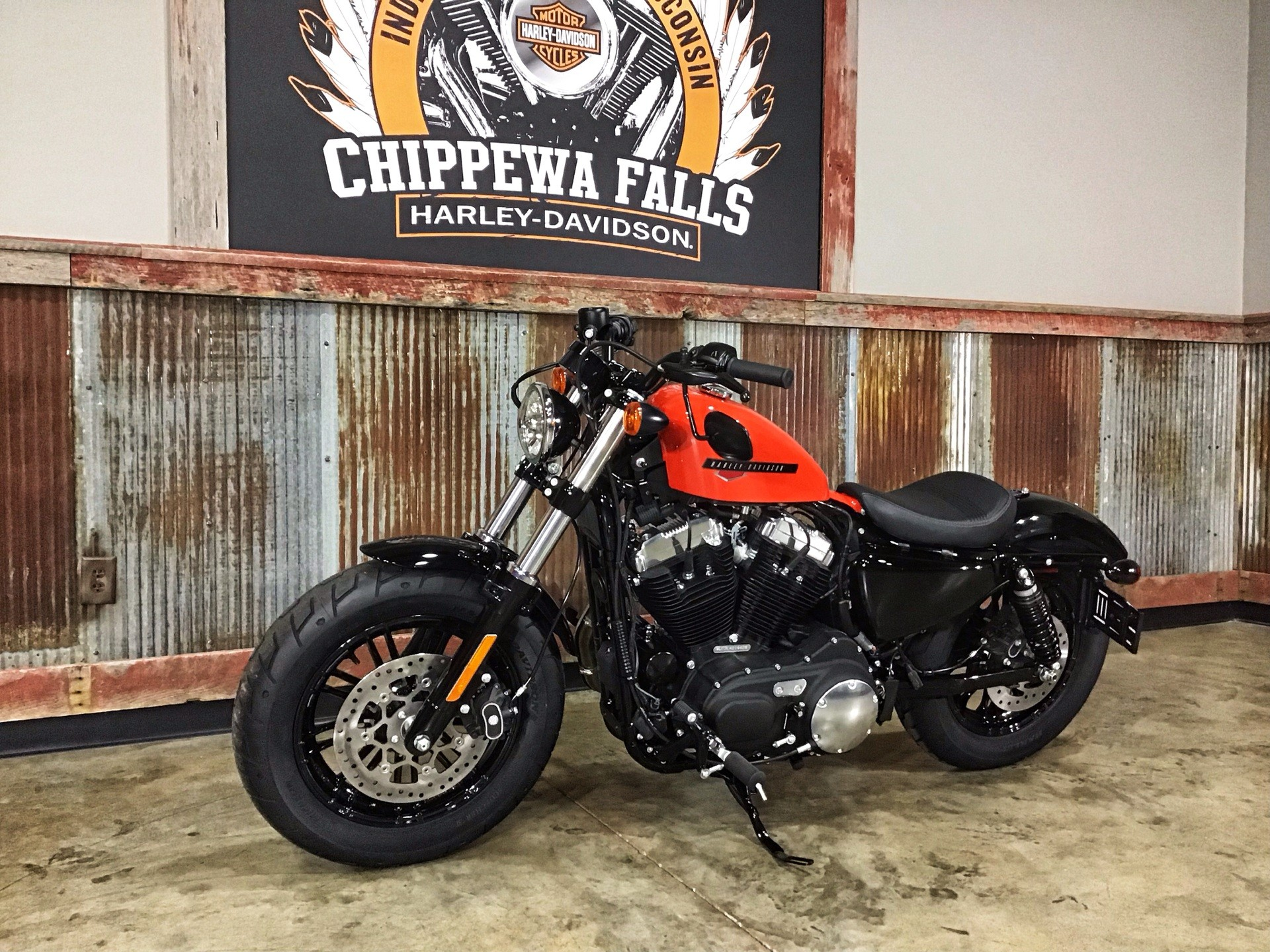 2020 Harley-Davidson Forty-Eight® in Chippewa Falls, Wisconsin - Photo 13