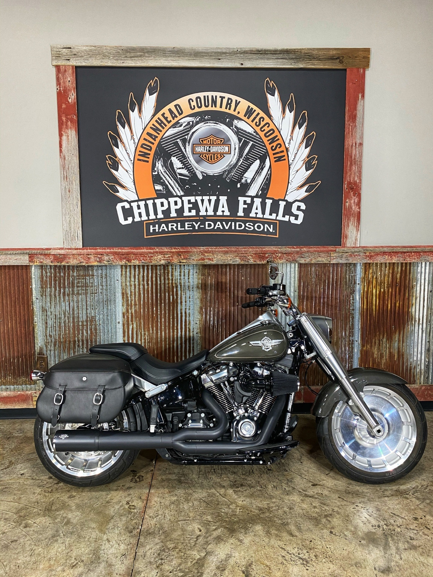 2018 Harley-Davidson Fat Boy® 107 in Chippewa Falls, Wisconsin - Photo 2