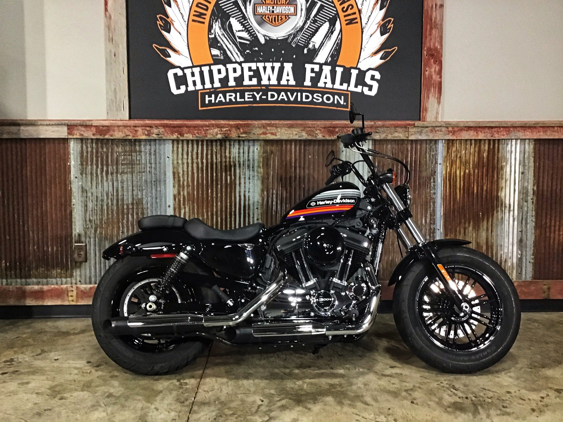 2018 Harley-Davidson Forty-Eight® Special in Chippewa Falls, Wisconsin - Photo 1