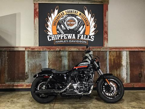 2018 Harley-Davidson Forty-Eight® Special in Chippewa Falls, Wisconsin - Photo 2