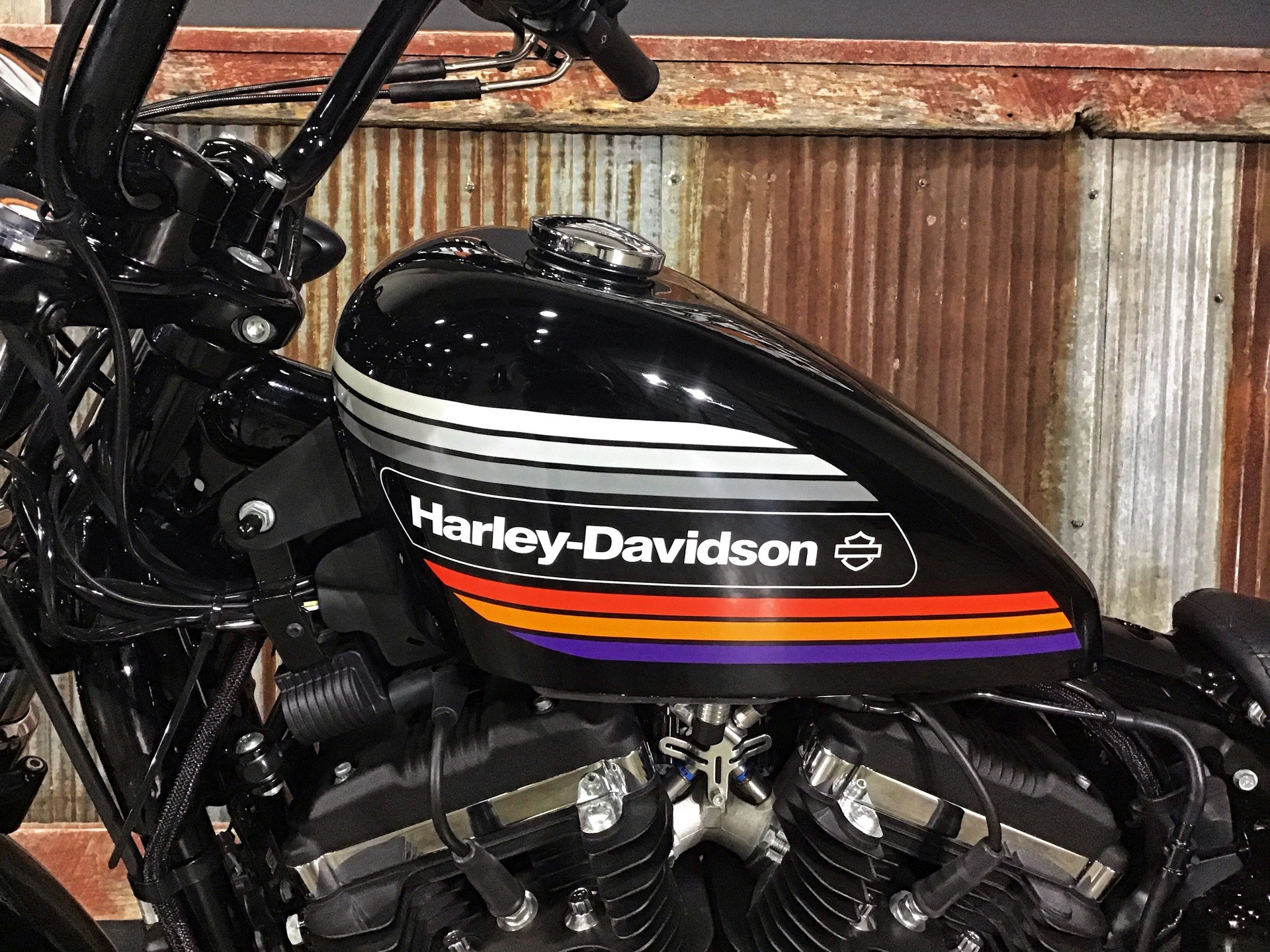 2018 Harley-Davidson Forty-Eight® Special in Chippewa Falls, Wisconsin - Photo 14