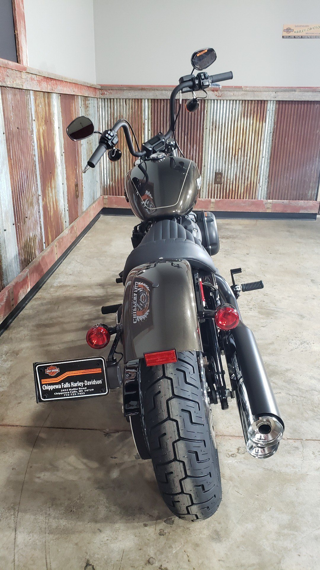 2020 Harley-Davidson Street Bob® in Chippewa Falls, Wisconsin - Photo 5