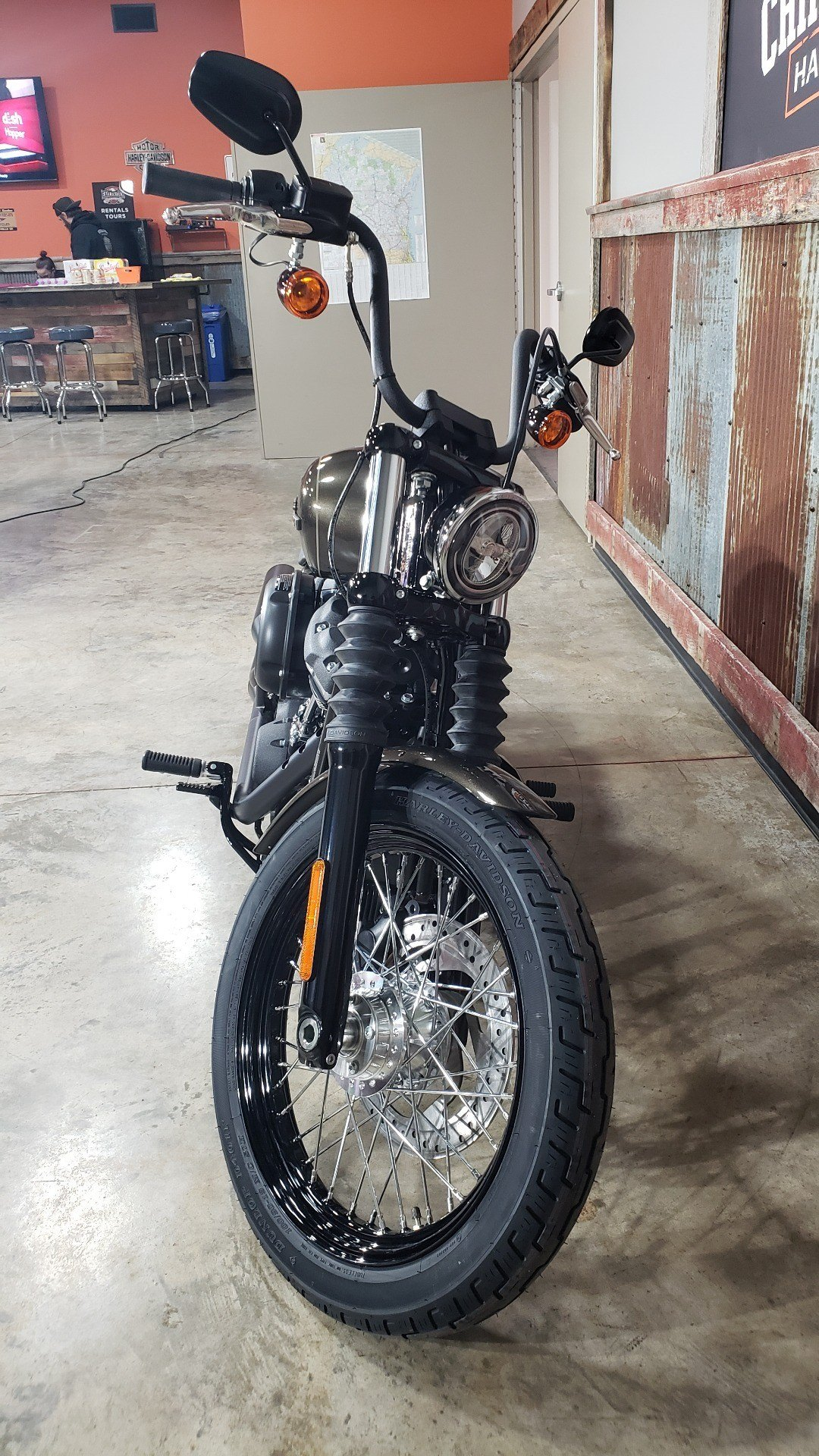 2020 Harley-Davidson Street Bob® in Chippewa Falls, Wisconsin - Photo 3
